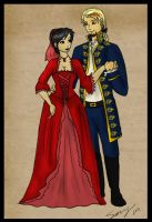 Fancy Wedding Pirate Threads by Captain-Savvy