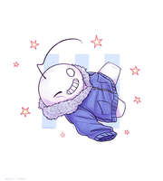 Sup Guy Undertale Sans Cosplay - for Cryaotic by Naimly