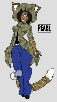 New Girl _ Pearl by patyshad