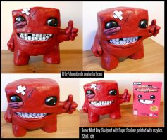 Super Meat Boy by TheLandoBros