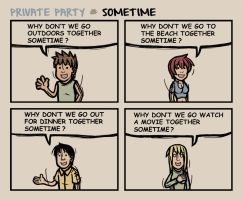 Private Party #117 by edenbj
