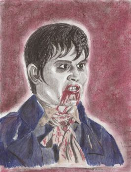 Barnabas Portrait Project by kimster811