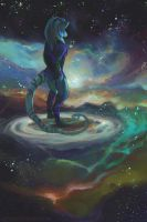 Lost in Space by The-SixthLeafClover