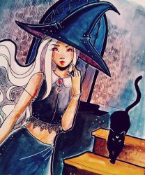 Witch,please by MoonlightArt13