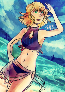 [TH] Summer Parsee by BiCOV