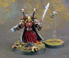 Mephiston, Lord of Death by Girot