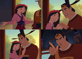 Shane and Mulan by rocky-road123