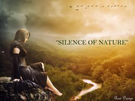 Silence of Nature by Rshant