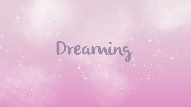 Wallpaper Dreaming by LumixFlower