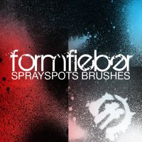 formfieber sprayspots brushes by FormFieber