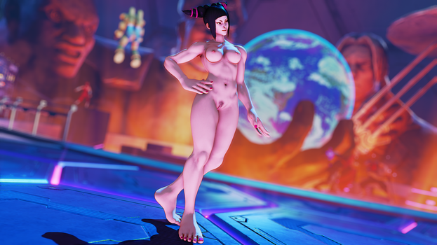 Nude Juri By BrutalAce by BrutalAce