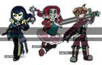 [C] Chibi Batch for Adopts 1 by NobleTanu