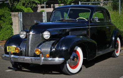 1939 Cadillac by finhead4ever