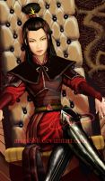 Azula is a spoiled brat by Aries888