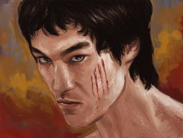 Bruce Lee by encore
