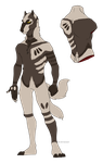 Anthro Male Adopt #1 (Auction - Closed) by SarcasmBasement