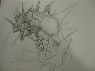 Nidoking Preview by drgknot