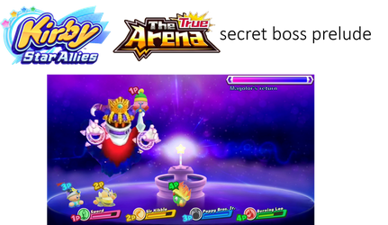 Kirby True Arena Discussion by coldeye125
