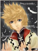 KH2 : I Don't..Exist...? by Yume-Rie