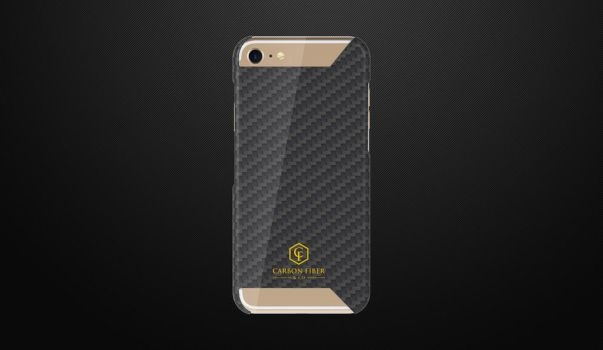 Carbon fiber iphone case product image by aXel-Redfield