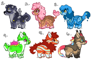 Adopt Batch 2 - CLOSED by Scooteson1