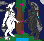 Mother Wolf's Love - Wolf Lovers 2 by SassyDragon18