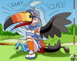Kahili's Toucannon Tf