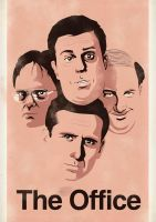 The office poster by Staurland
