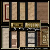 10 Rug textures by rfalworth
