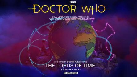 The Lords of Time by Murax-ExtramisFlux