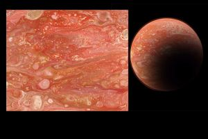 Red Cell planet 032818 by Casperium