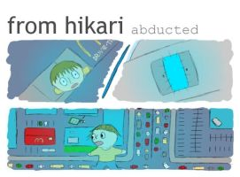 from hikari - abducted by patronus4000