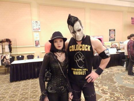 Doyle and I by GothicRavenMidnight