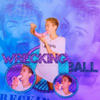 Wrecking Ball by Galaxy-Love