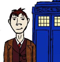 Doctor Who by David-Tennant-Fans