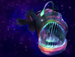 Angler Fish_BIG by PositiveDope