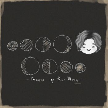 Phases of the Moon by jinscloud