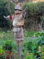 Scarecrow 01 by cemacStock