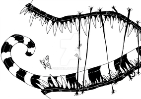 Mukuro's Mouth by fordonia