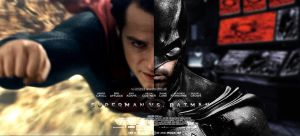 Fan-Poster: Superman VS. Batman (Banner) by zviray