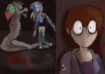 What Lurks in the Mind by AvaArtist17