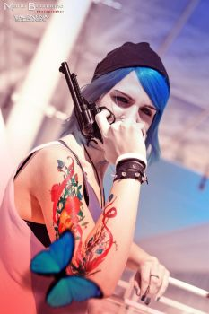 I'm Price, Chloe Price....Bang! by LightningTheArtist