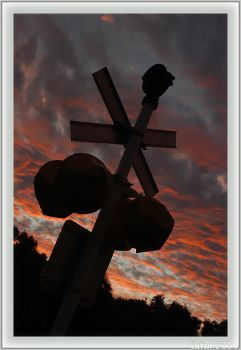 Behind the Cross by Sutur