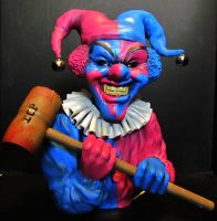 CoC ICP Statue painted by mycsculptures