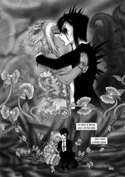 The Stem And The Leaves p6 by yeaka