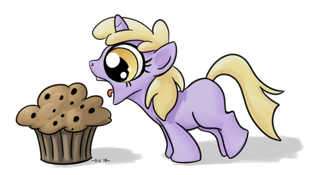 Dinky Doo vs. Muffin by GiantMosquito