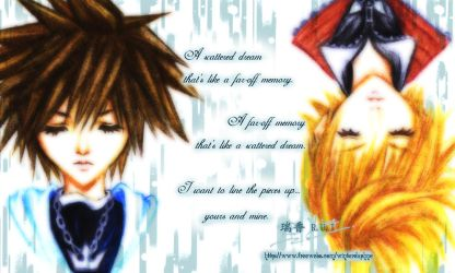 .:KH2 - Yume:. by WoodenOrchid