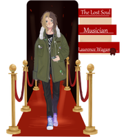[SO] Application: Laurence Wagan by ChewyTheBunny