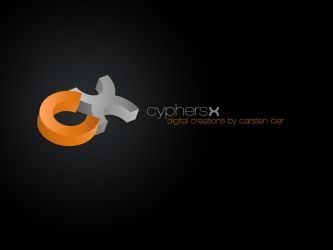 Logo design 2009 by cyphers-x