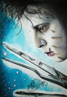 EDWARD SCISSORHANDS by BeBBaclothing